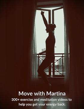 Move with Martina | www.martinazand.com.