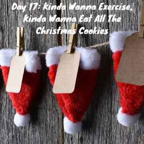 Fitness Advent Calendar Day 17