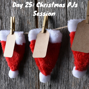 Fitness Advent Calendar Day 25