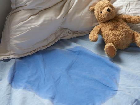 Training the brain (Neurofeedback) for bedwetting (Enuresis) in children