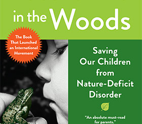 Nature Deficit Disorder in Kids: Could Nature be a big part of the parenting journey