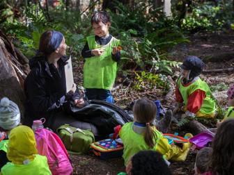 Learning in nature: Washington becomes first in the country to license outdoor preschools