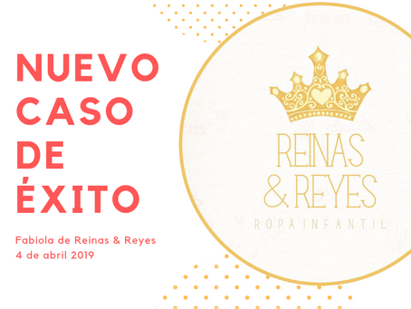 Fabiola de Reinas & Reyes, la emprendedora Happy Life del mes...