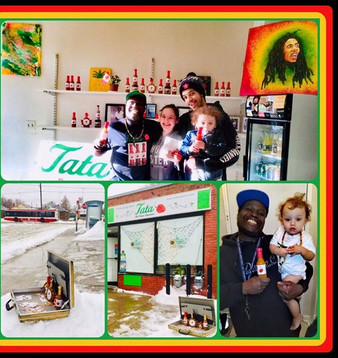 The Tata Hot Sauce Emporium is a Family