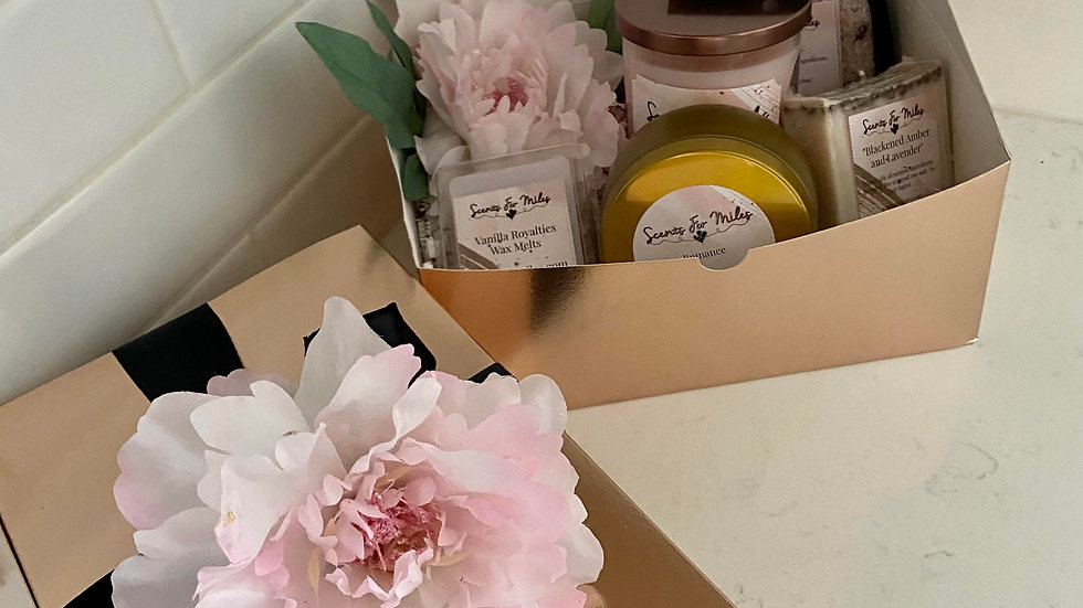 Scents For Miles Gift Box