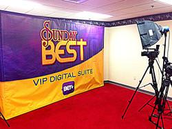 BET's Sunday Best VIP Lounge