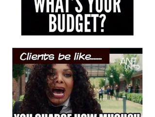 You Charge How MUCH?!!