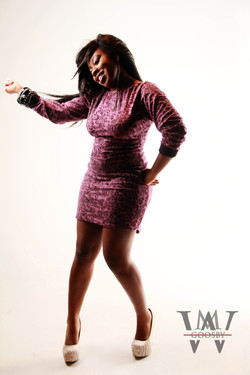 RadioOne & TV Personality-Ms Ebony J