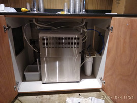 יחידת מים קרים + סודה / בירה