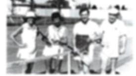 High River Tennis 1970