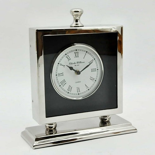Two Tone Table Clock