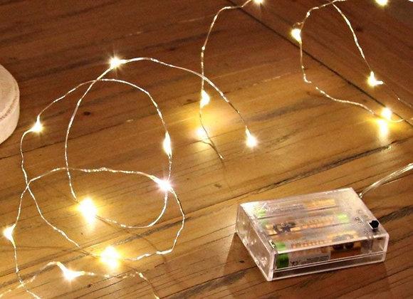100 Lights 10m LED Fairy Lights