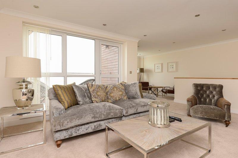 Coastal Holiday Sitting Room