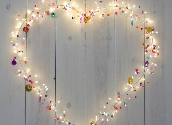 Folklore Heart Ornament 40cm