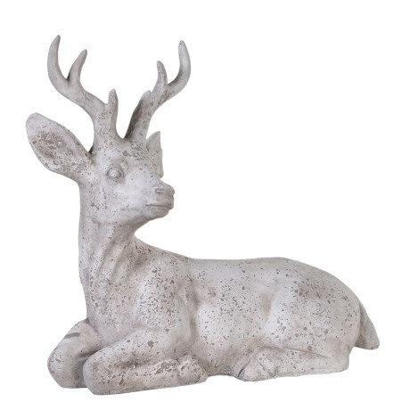 Stone Effect Deer
