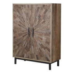 Elm Mosaic Cabinet