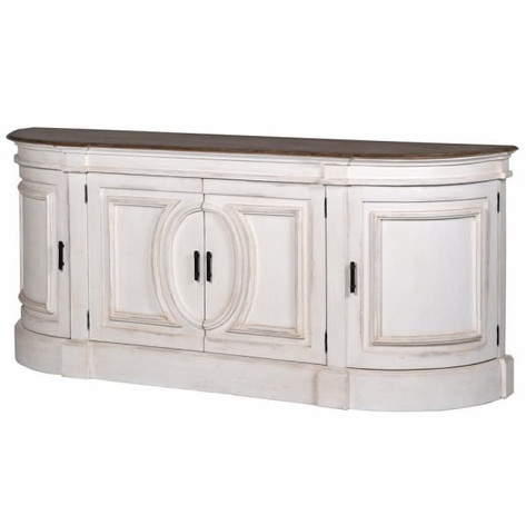 Nordic Rounded Sideboard
