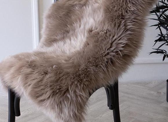 Taupe Sheepskin