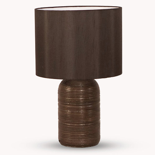 Derby Table Lamp with Shade