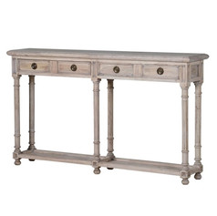 Imperial Wooden Console Table