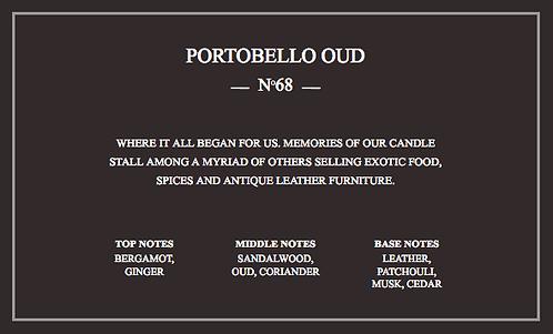 True Grace Portobello Oud Collection