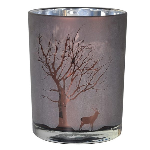 Small Tree Candle Holder