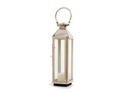 Small Nickel Lantern