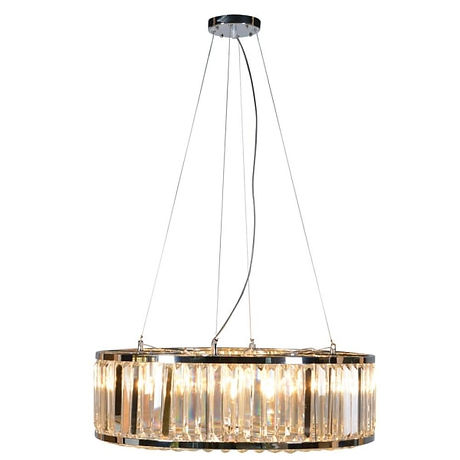 Crystal Polo Chandelier