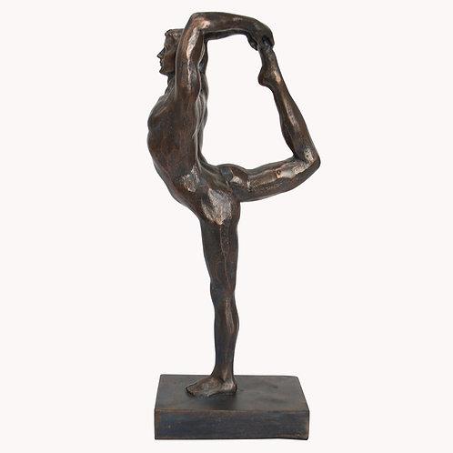 Yoga Statuette