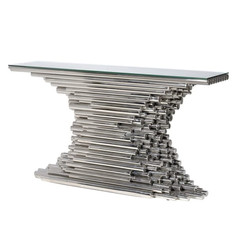 Steel Tubes Console Table