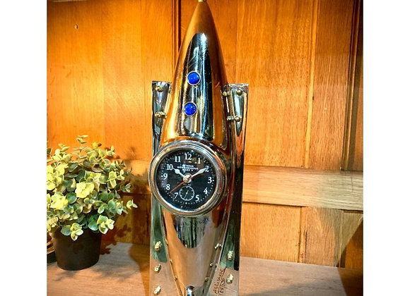 Rocket Desk Clock