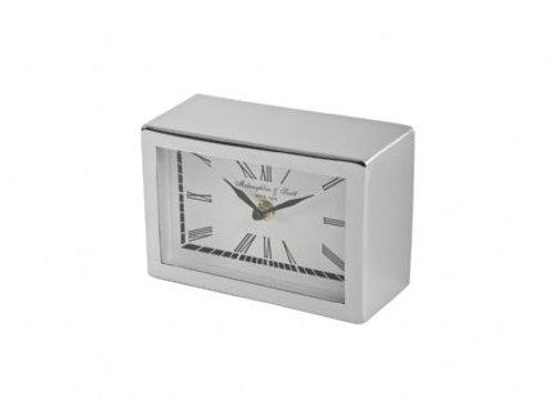 Rectangular Cube Mantel Clock