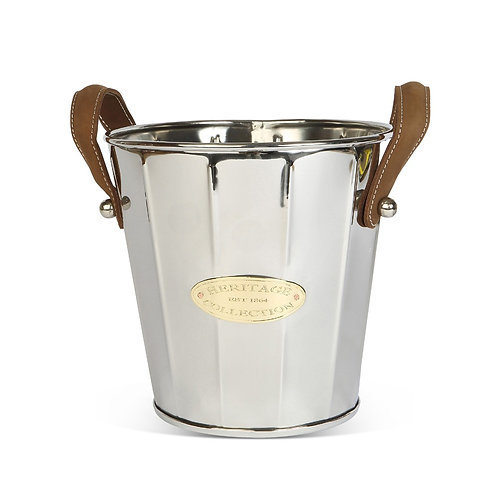Heritage Leather Handed Wine Cooler