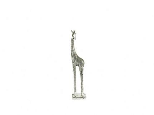 Silver Giraffe Small