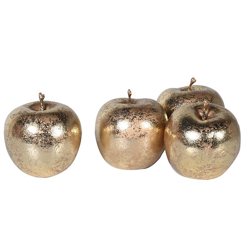 Set of 4 Champagne Apples
