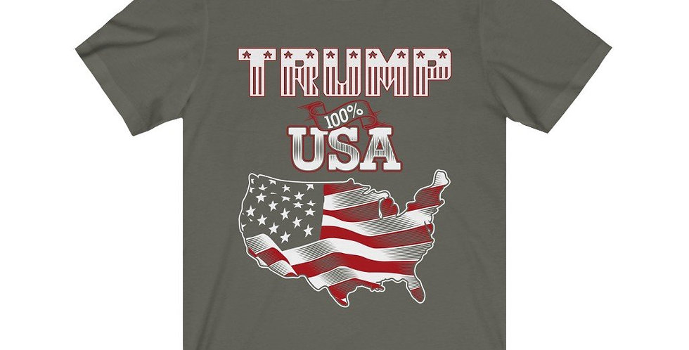 Trump 100% USA
