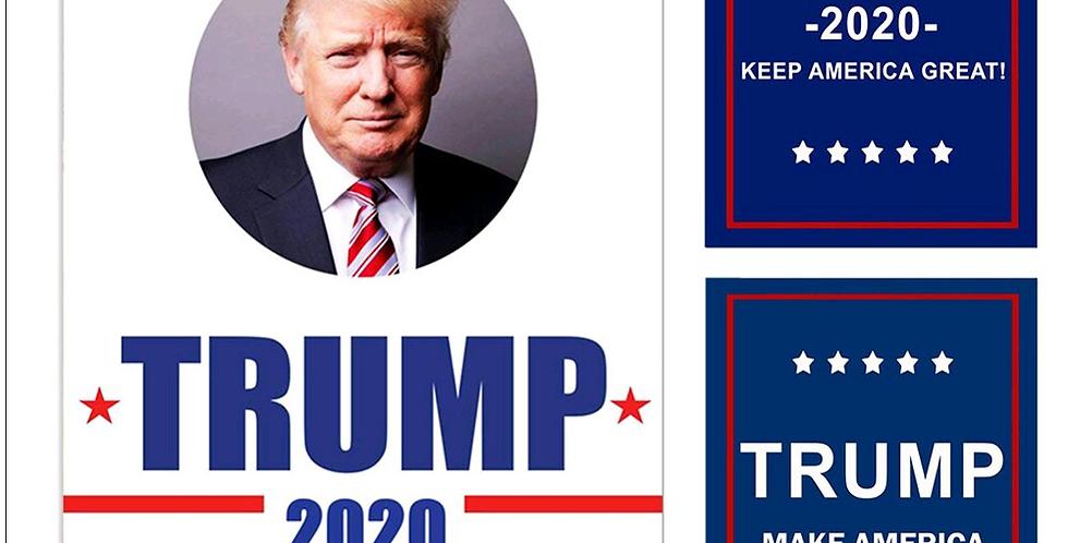 Donald Trump Garden Flag Make America Great Again USA