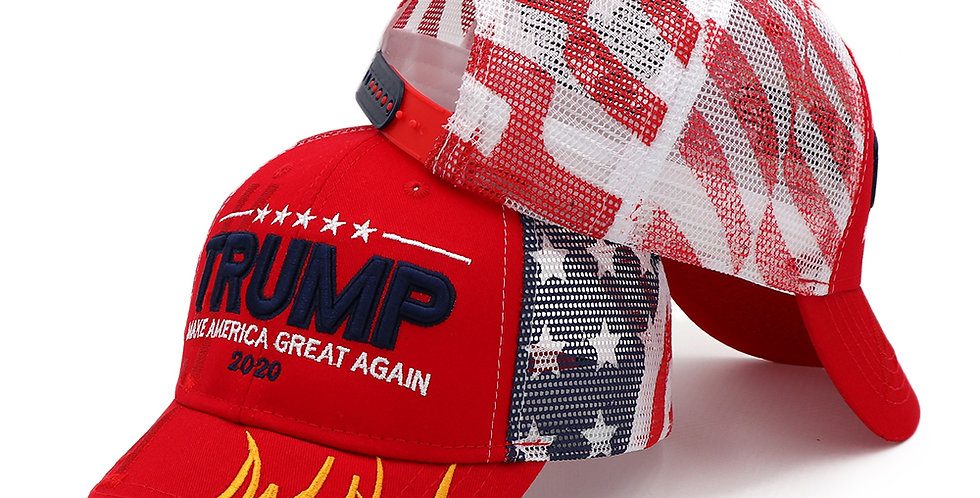Keep America Great Again Snapback President Hat Embroidery