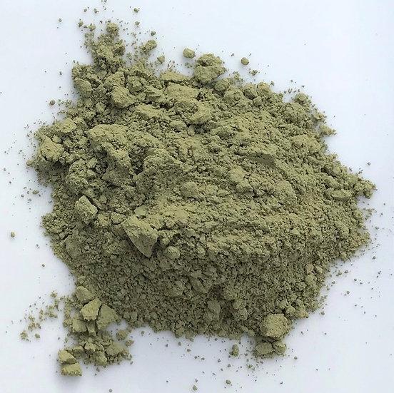 Milchfarbe Bayberry Green
