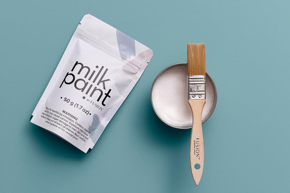 fusion mineral milk paint