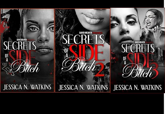 Secrets of a Side Bitch BOXED SET