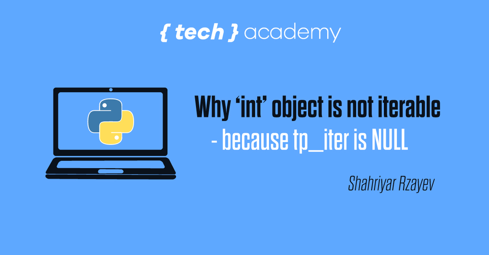 By Photo Congress || Python List Int Object Not Iterable