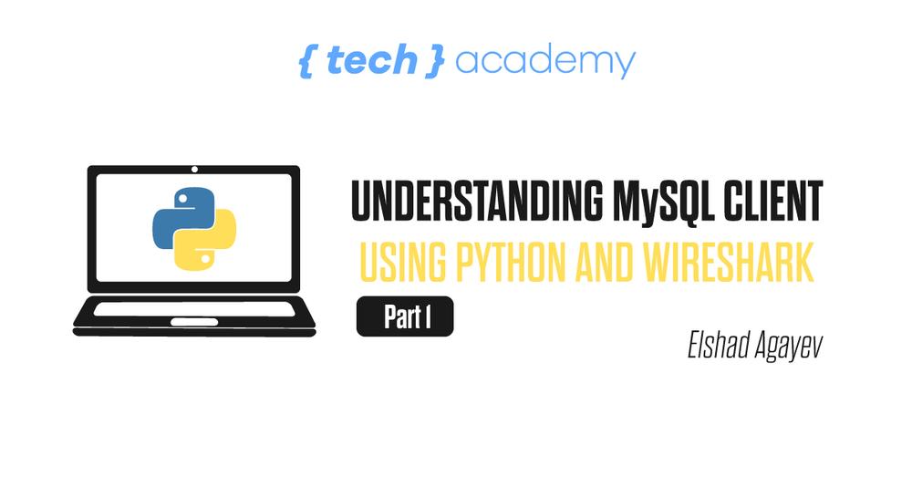 Understdanding MySQL Client using Python