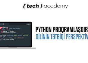 Python proqramlaşdırma dilinin tətbiqi perspektivləri