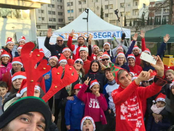 Babbo Natale Run 2018: accendi il Natale con Atletica Segrate!
