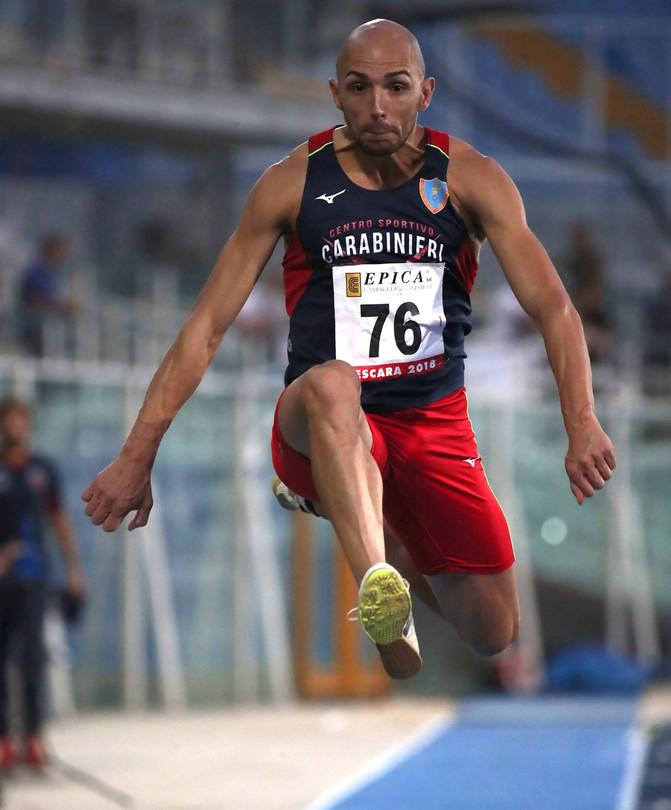 Allenamenti sui salti in estensione con Fabrizio Schembri!