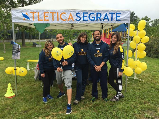 Festa di Primavera bagnata ma fortunata: grande successo per Atletica Segrate!