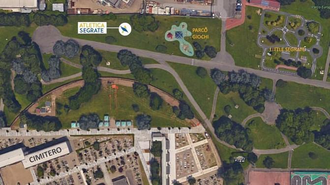 FESTA DI PRIMAVERA - Parco Europa: guarda la piantina e scopri dove saremo posizionati.