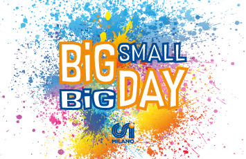 Big Small Big Day - Una Grande festa sportiva promossa dal CSI all'Idroscalo.