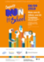 Locandina Run for School 2019.png